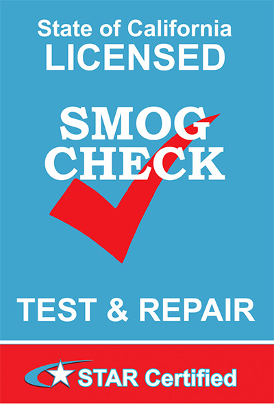 Smog Check STar Certified